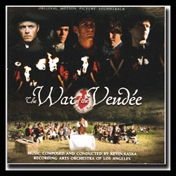 War of the Vendee Soundtrack CD
